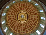 State Capitol Inside Dome